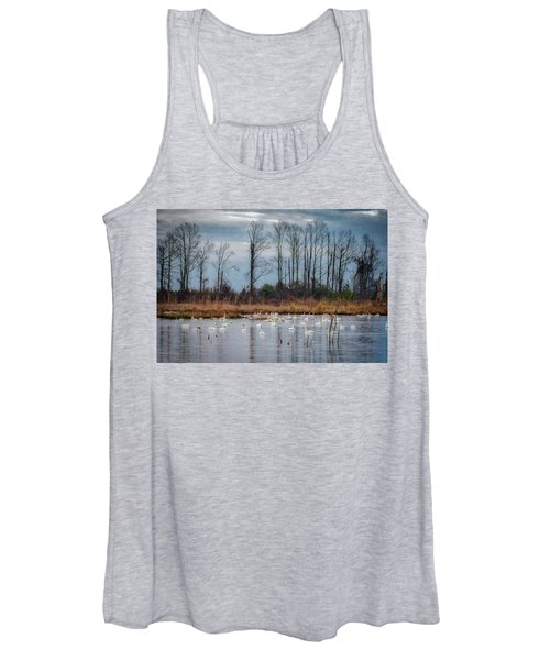 Pocosin Lakes Nwr Women's Tank Top