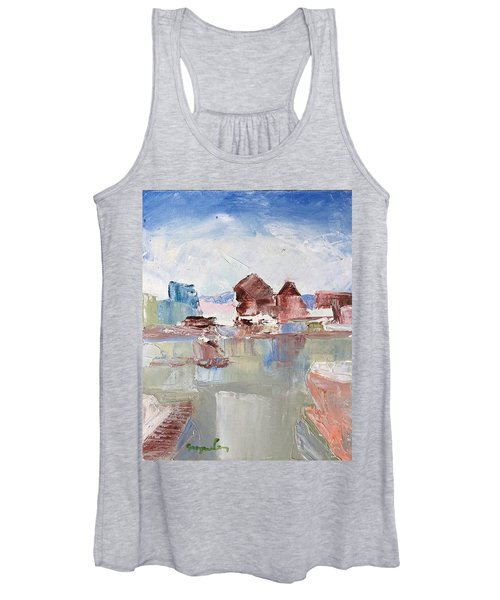 Point San Pablo 2 Women's Tank Top
