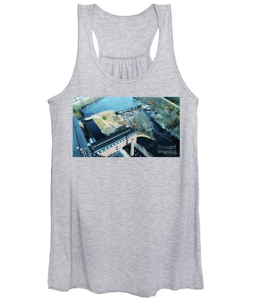 Ponemah Mill And Dam Women's Tank Top
