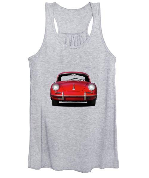 Porsche 356 Women's Tank Top