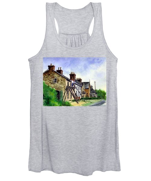 Port Rush Gutter Repair Women's Tank Top