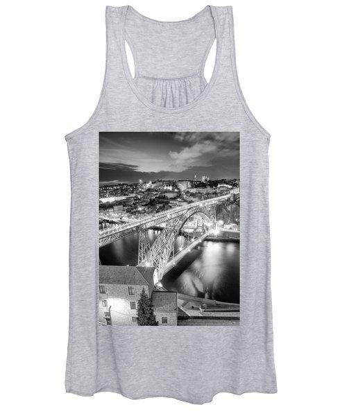 Porto Sao Luis I Bridge Women's Tank Top