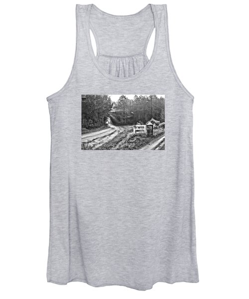 Posted On Witsell Rd Women's Tank Top