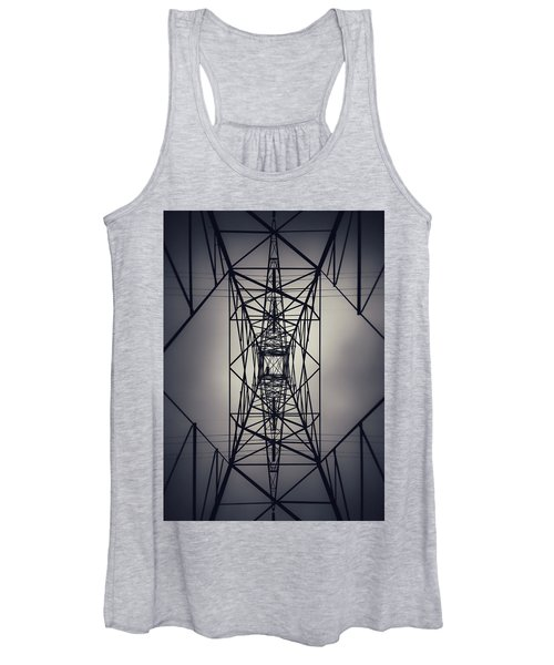 Power Above Women's Tank Top