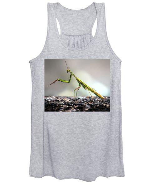 Praying Mantis  Women's Tank Top