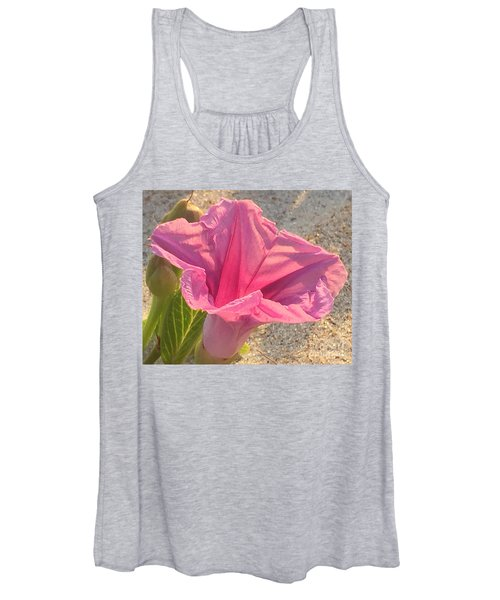 Pretty In Pink Women's Tank Top