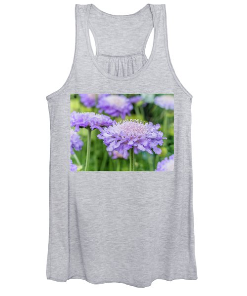 Pretty Purple Women's Tank Top