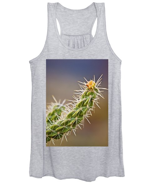 Prickly Branch Women's Tank Top