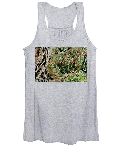 Prickly Pear Revival Women's Tank Top