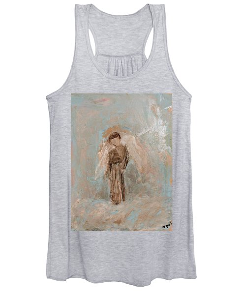 Priest Angel Women's Tank Top
