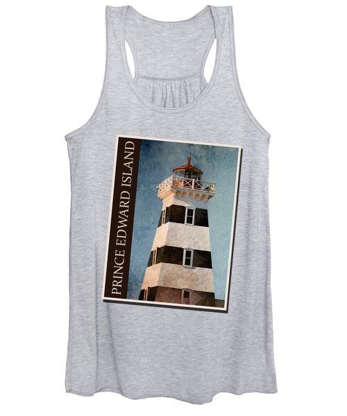 Prince Edward Island Shirt Women's Tank Top