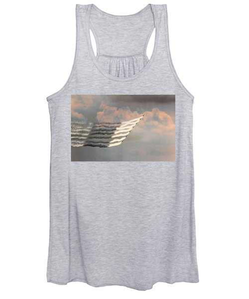 Professionalism Of Excellence Women's Tank Top