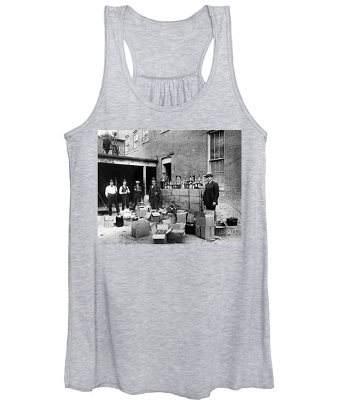 Prohibition, 1922 Women's Tank Top