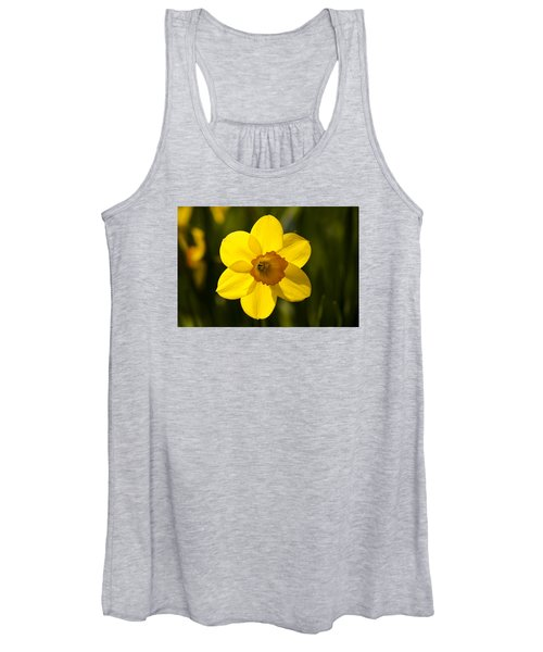 Projecting The Sun Women's Tank Top
