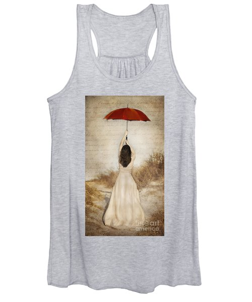 Protection Painted Lady Women's Tank Top