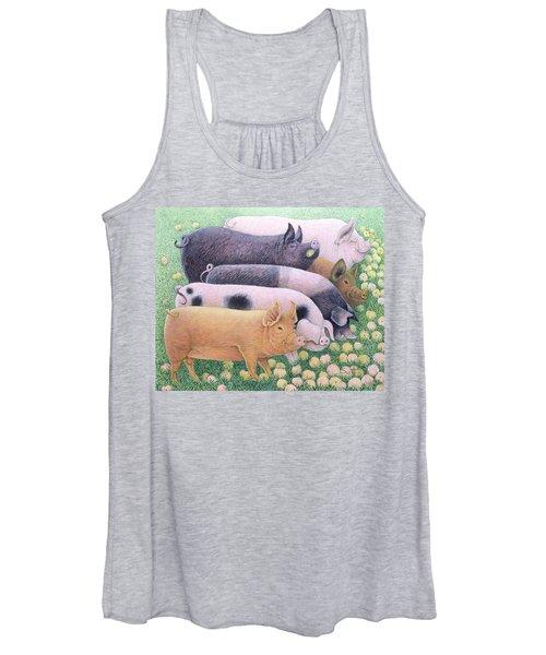 Pure Pleasure Women's Tank Top