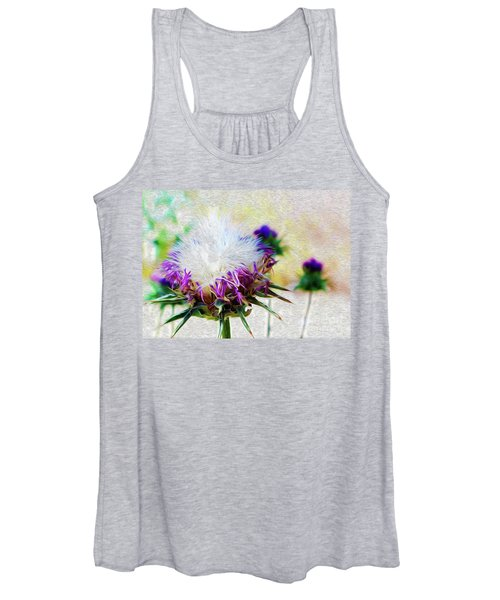 Purple Chaparral  Women's Tank Top