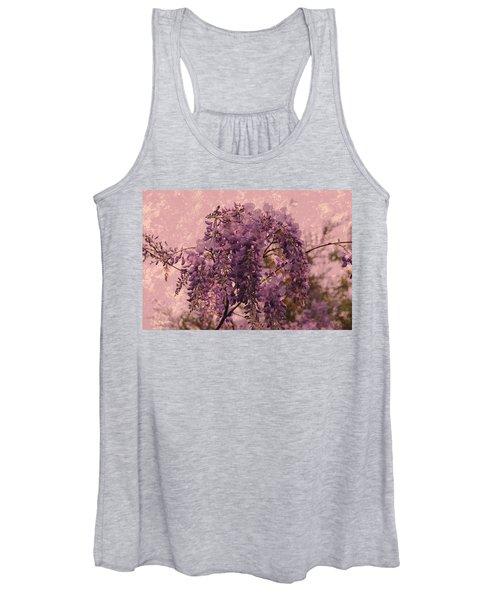 Purple Pleasures Women's Tank Top