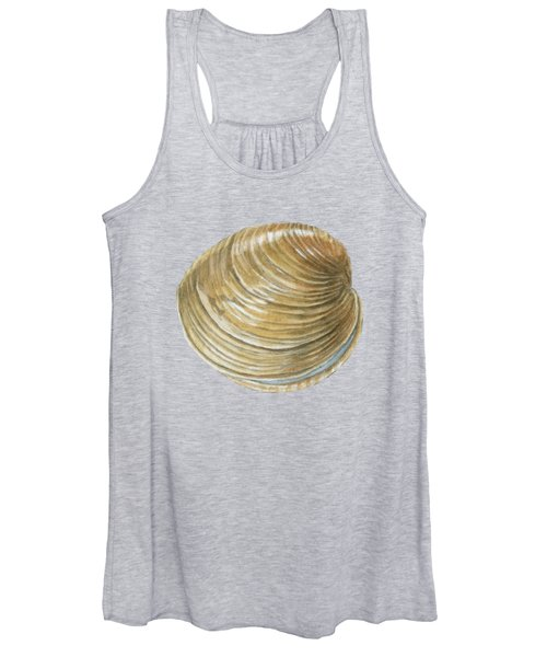 Quahog Shell Women's Tank Top