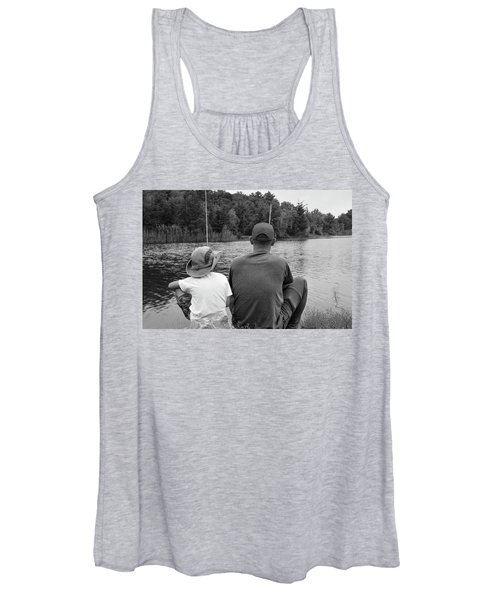 Quality Time... Women's Tank Top