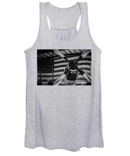 Quick Silver Women's Tank Top