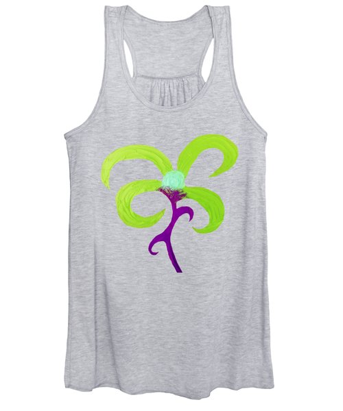 Quirky 4 Women's Tank Top