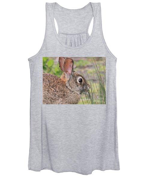 Rabbit Women's Tank Top