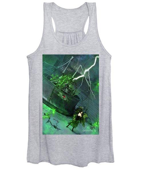 Raising The Dragon Women's Tank Top