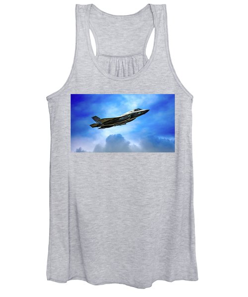 Reach For The Skies Women's Tank Top