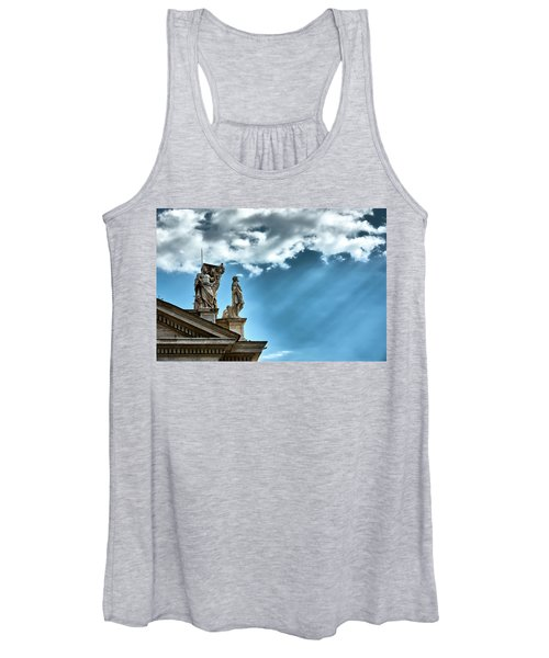 Reaching The Sky Women's Tank Top