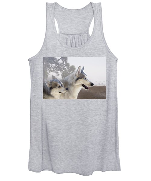 Ready Forthe Chase Women's Tank Top
