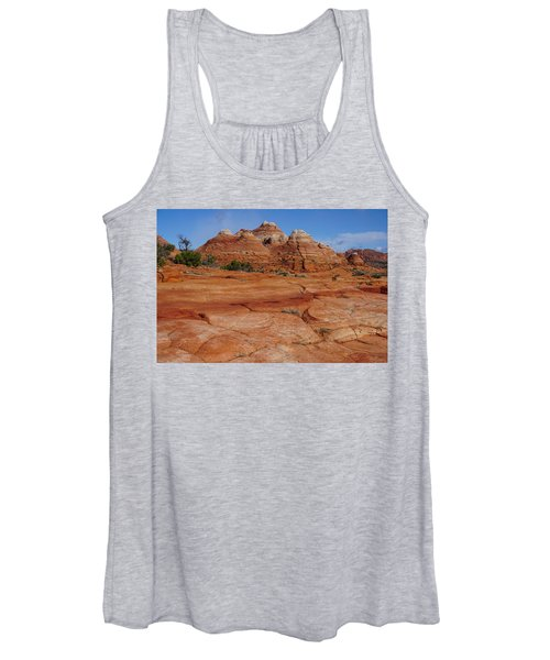 Red Rock Buttes Women's Tank Top