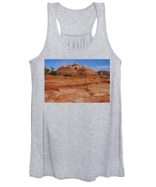 Red Rock Buttes Women's Tank Top