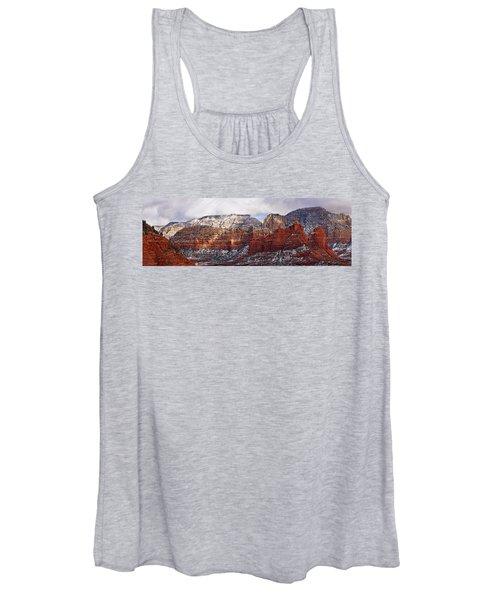 Red Rock Peaks Women's Tank Top