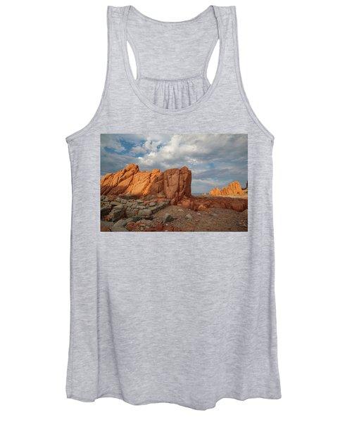 Red Rocks  Women's Tank Top