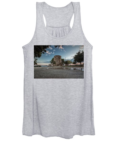 Reflected Tower Women's Tank Top