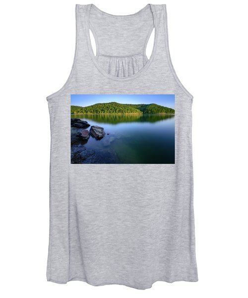 Reflections Of Tranquility Women's Tank Top