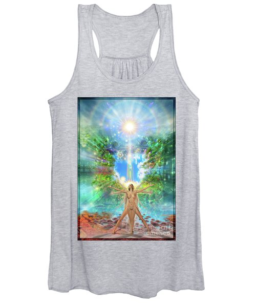 Rejoice-thy-young II Women's Tank Top