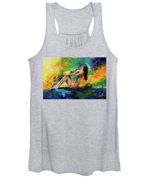 Relaxation Women's Tank Top