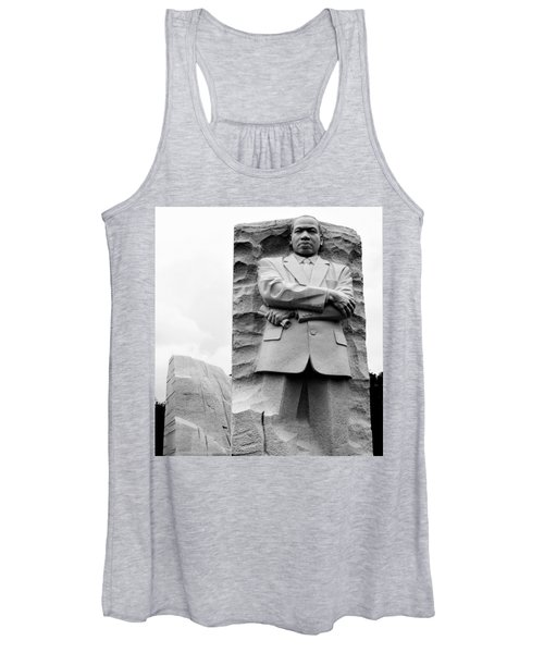 Remembering Mr. King Women's Tank Top