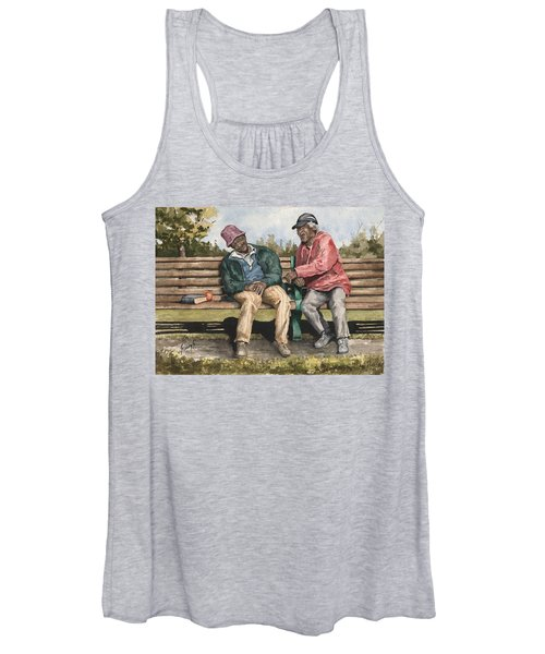 Remembering The Good Times Women's Tank Top