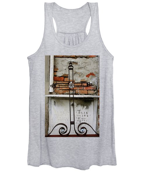 Remembering The Lost Women's Tank Top