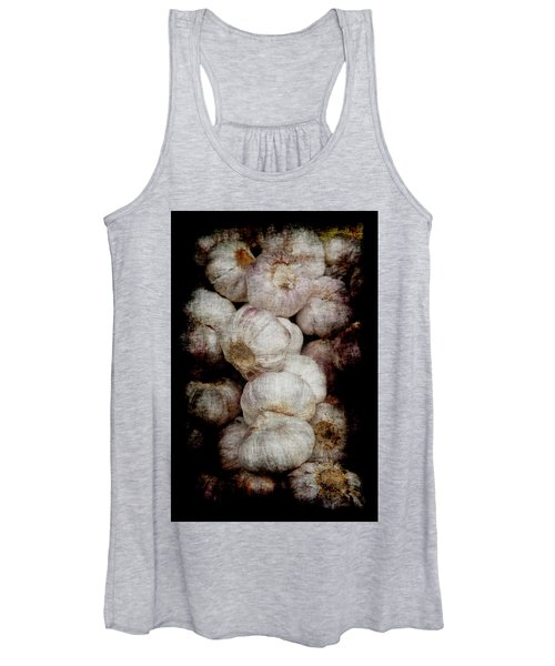 Renaissance Garlic Women's Tank Top