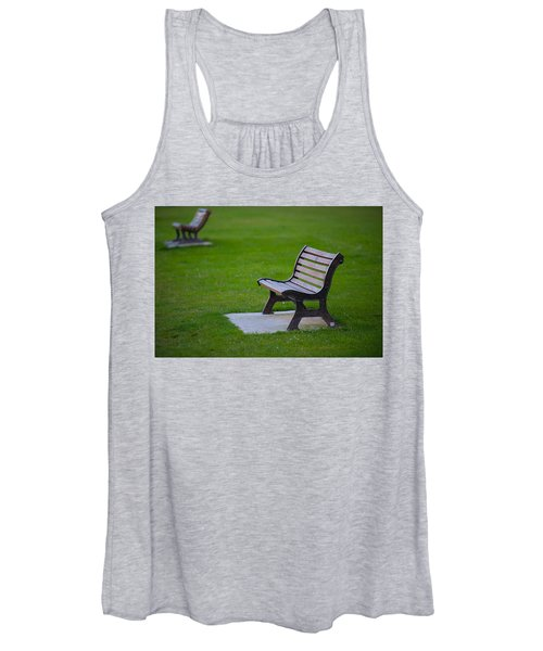 Resting Place Women's Tank Top