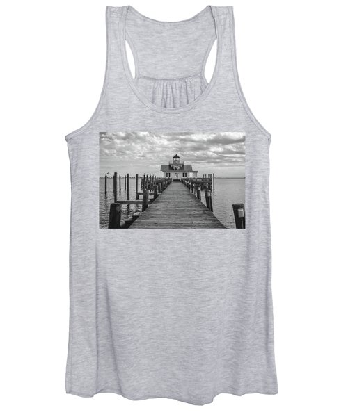 Roanoke Marshes Light Women's Tank Top