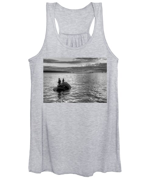 Rock Balance Women's Tank Top
