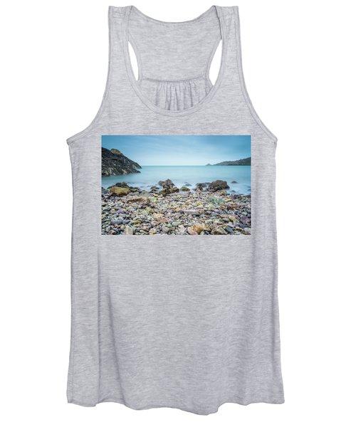 Rocky Beach Women's Tank Top