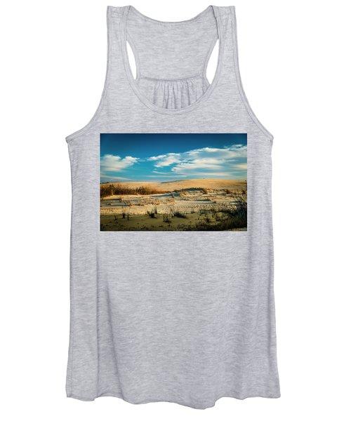 Rolling Sand Dunes Women's Tank Top
