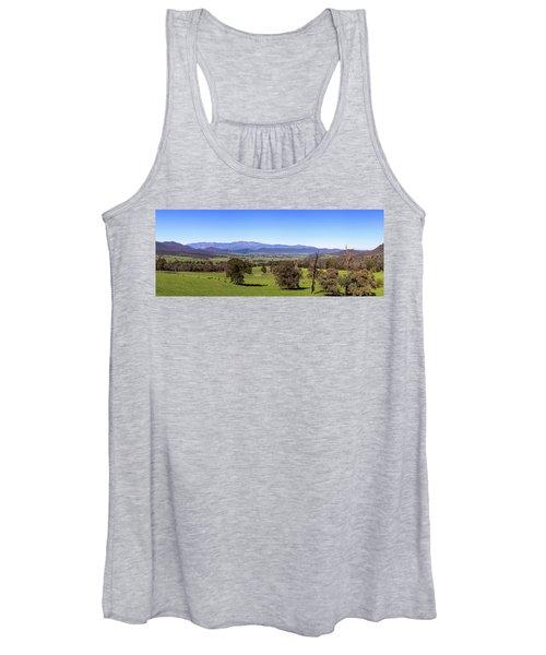Rosewhite Spring Women's Tank Top