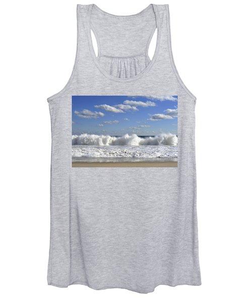 Rough Surf Jersey Shore  Women's Tank Top